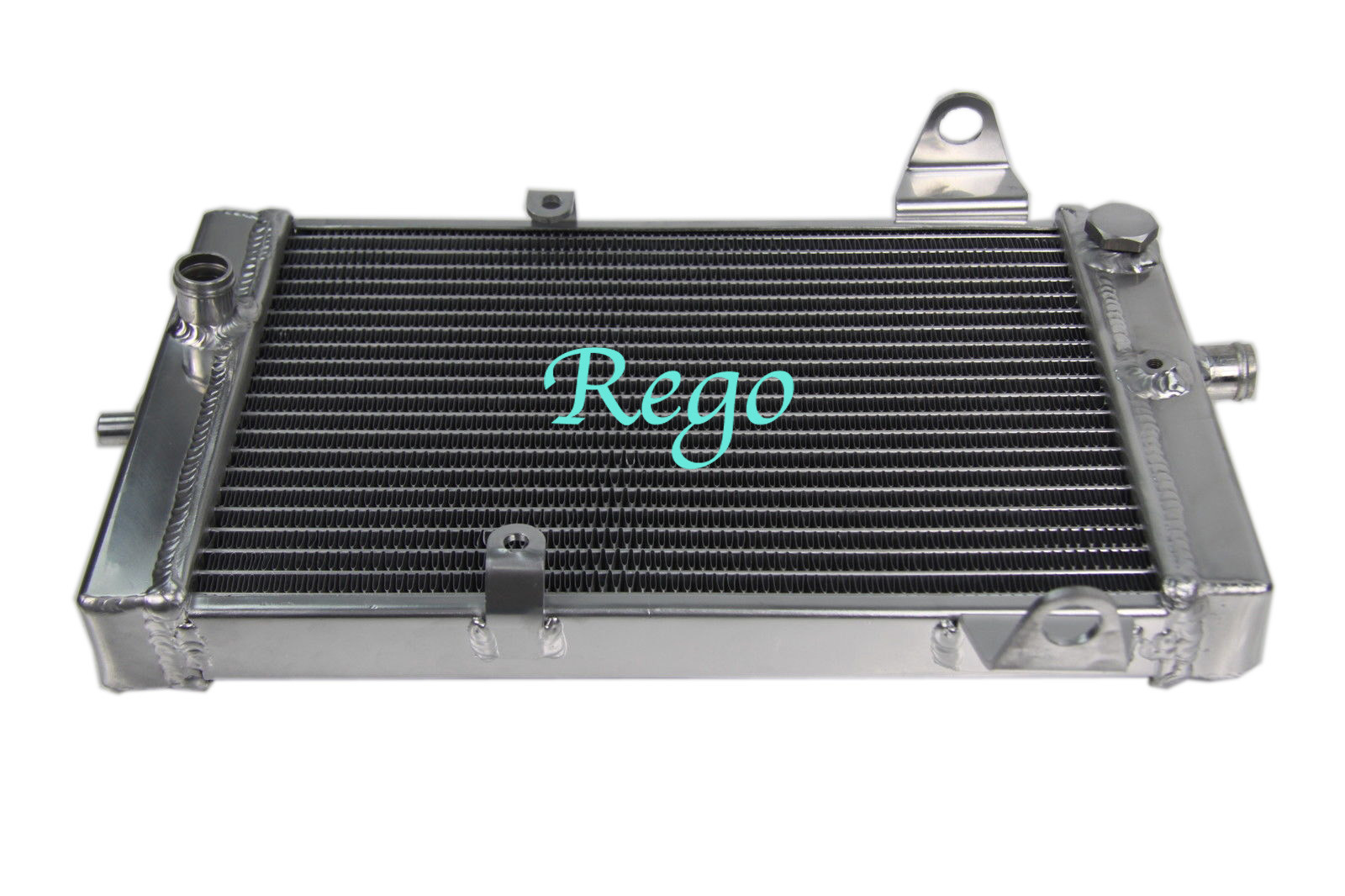 Automobile Parts Aluminum ATV Radiator for Kawasaki KFX700 2004-2009